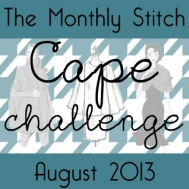 Monthly Stitch Cape Challenge