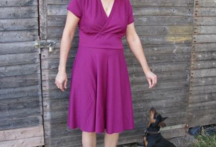 Strawberry Tiramisu dress