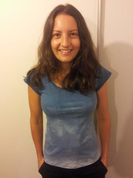 Dyed-Tshirt