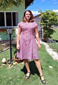 Lisette Dress2