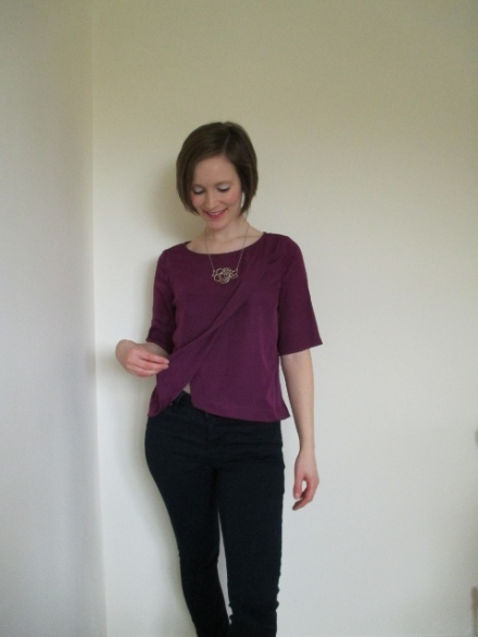 Purple Burda 042014 Front Asymmetry