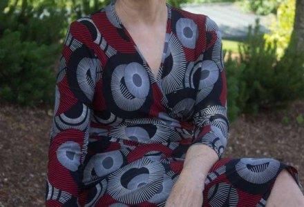 Style Arc Kate Dress by Sew Maris