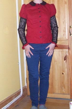 Lucinda Shirt