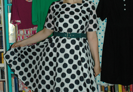 Ginormous Polkadots Dress