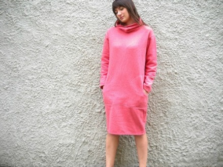 watermelon_cocoon_dress