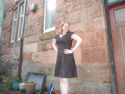 Miss Bossy Anna in Black