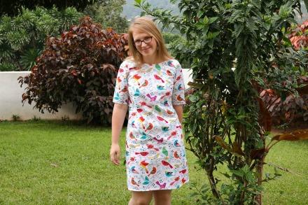 Tropical full dress