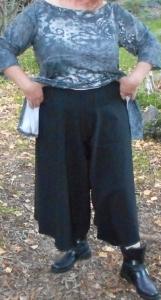 Ellice pant, waistband