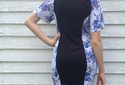 Jeannette Dress sewn by Skirt Fixation