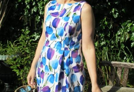 Itch to Stitch Marbella dress