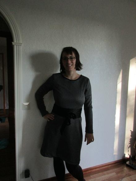 Scuba dress (2)