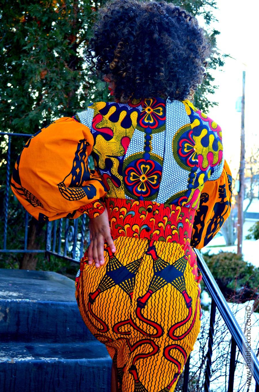 POT LUCK DRESS114