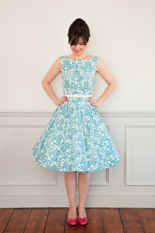 Betty Dress by Sew Over It