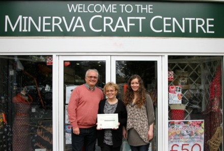 Minerva Crafts family