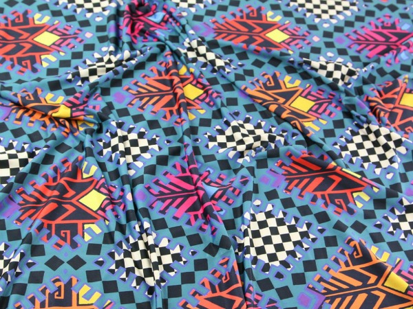 Jersey fabric from Minerva Crafts