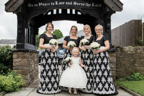 Vickis bridesmaid dresses
