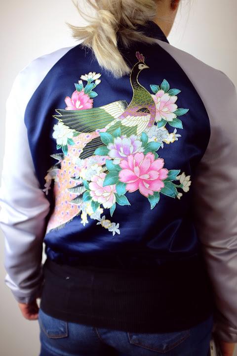 Emily's Rosa jacket