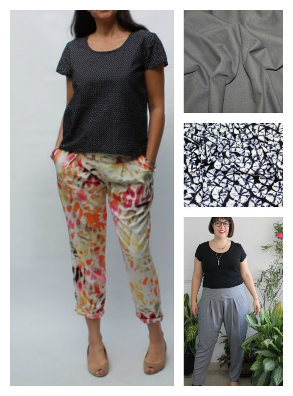 Amber trousers inspiration