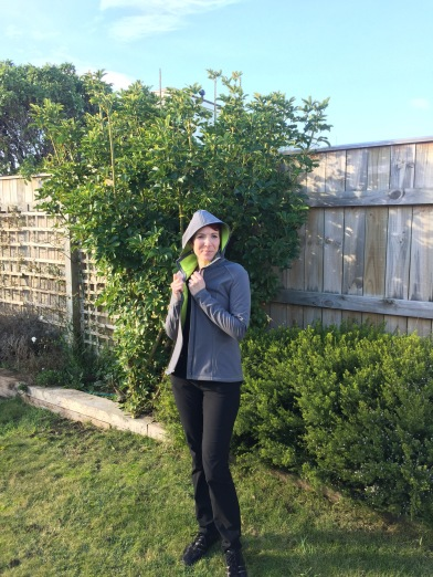 Kristina's Style - Greenstyle Sundance Jacket