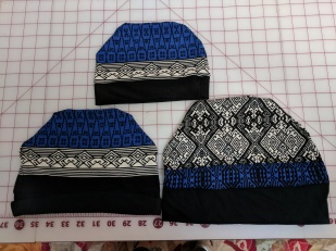 "Green Pepper Patterns ""Mountain Cap"""